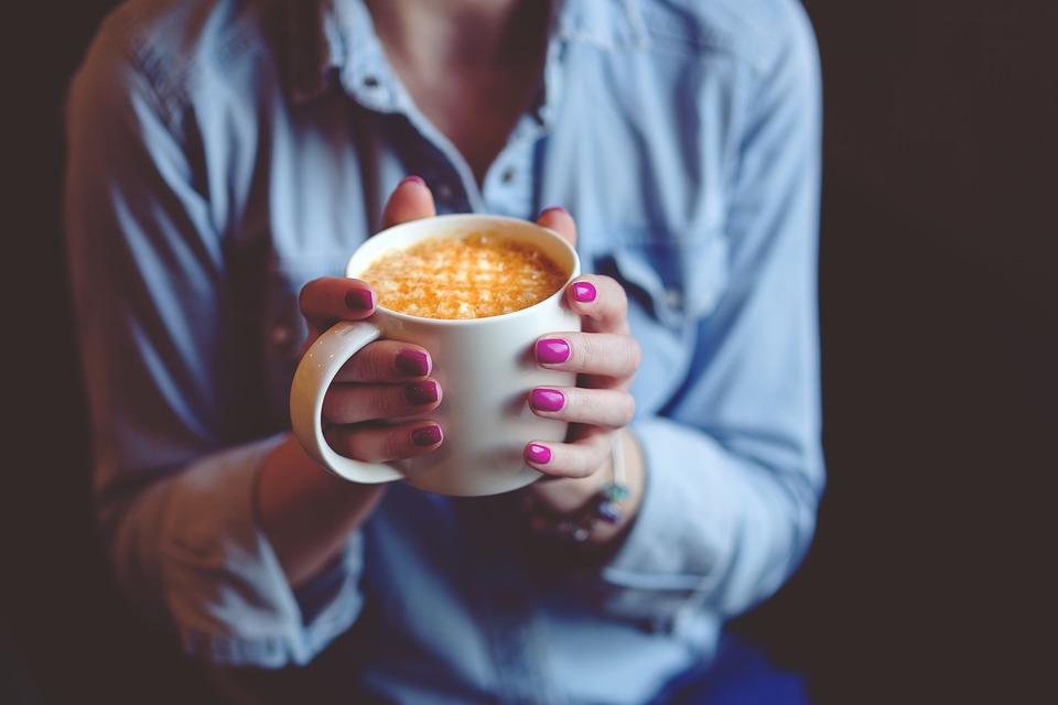 как пройти собеседование за чашкой кофе
