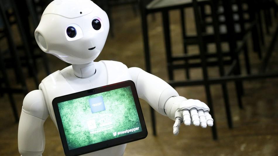 в Шотландии уволили робота из супермаркета