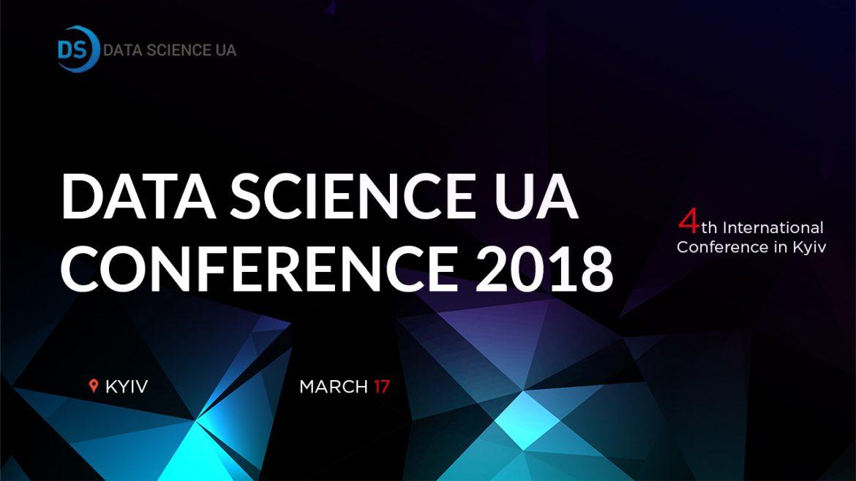 Data Science UA 2018