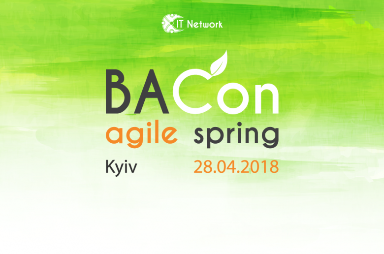 IT Network BACon: agile spring 2018